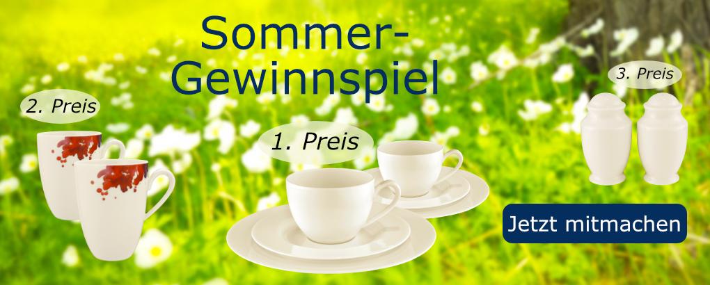 Sommergewinnspiel 2016 Königlich Tettau