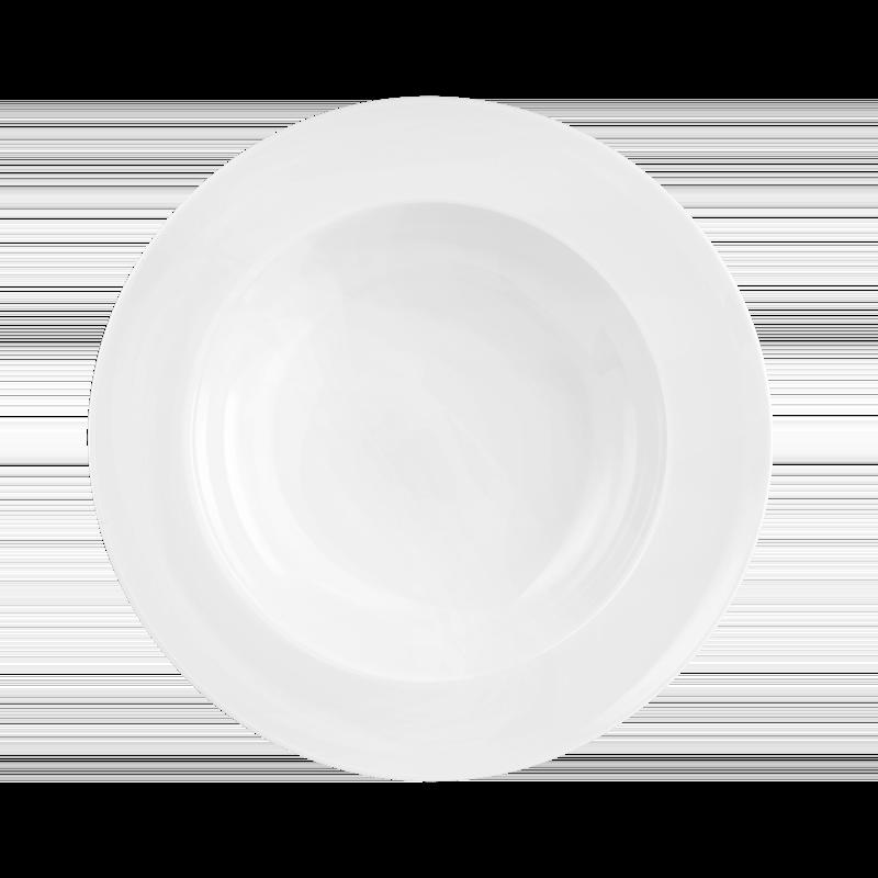 Koeniglich Tettau - Champs Élysées Suppenteller 23,5 cm weiß