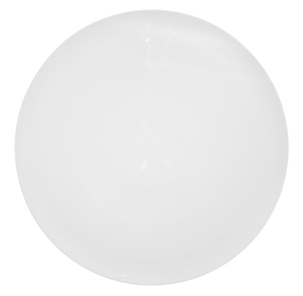 Koeniglich Tettau - Worpswede Tortenplatte rund 32 cm weiß