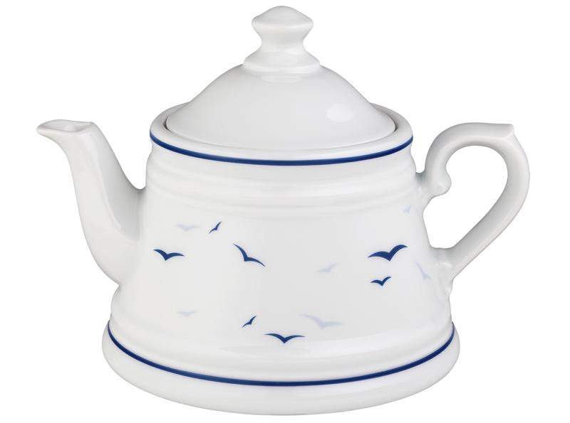 Koeniglich Tettau - Worpswede Teekanne 0,65 l 41-II 9409 Rügen