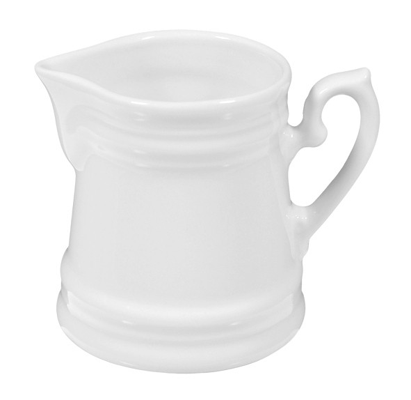 Koeniglich Tettau - Worpswede Milchkännchen 0,18 l weiß