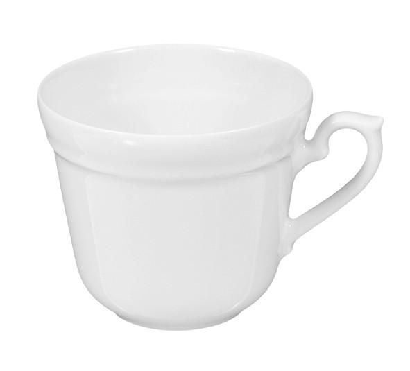 Koeniglich Tettau - Worpswede Kaffeeobertasse 0,20 l weiß