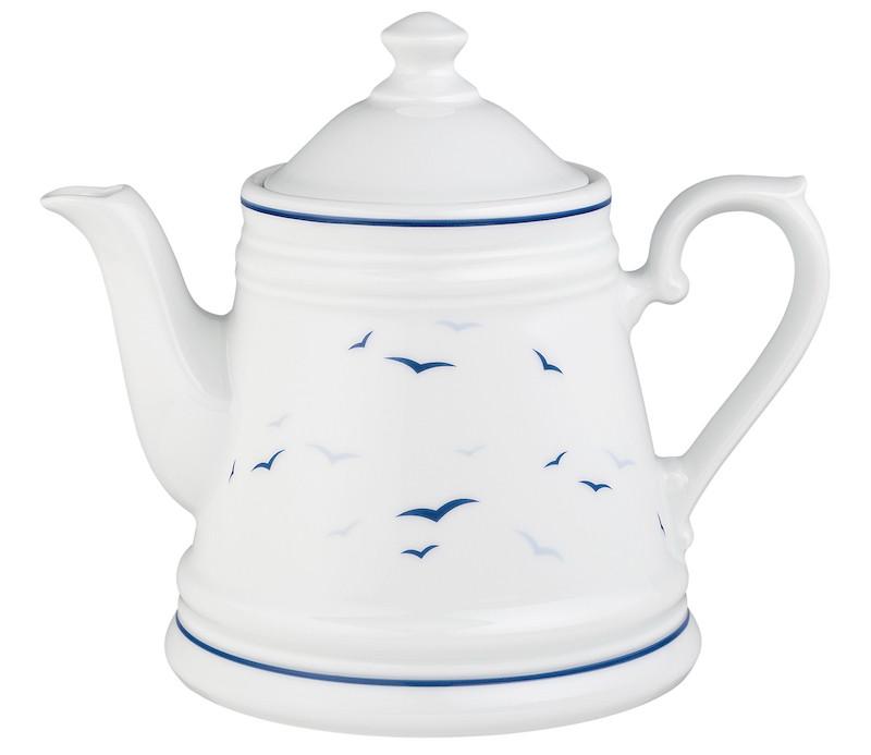 Koeniglich Tettau - Worpswede Teekanne 0,42 l 41-III 9412 Rügen