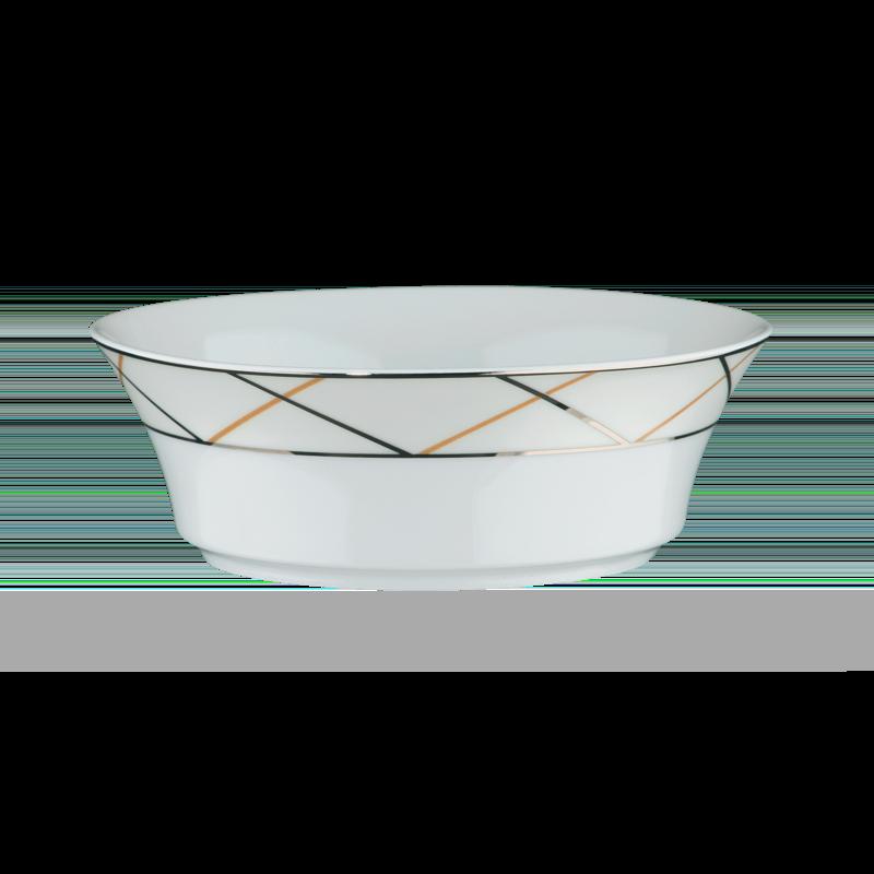 Koeniglich Tettau - Jade Dessertschale 13 cm Silk