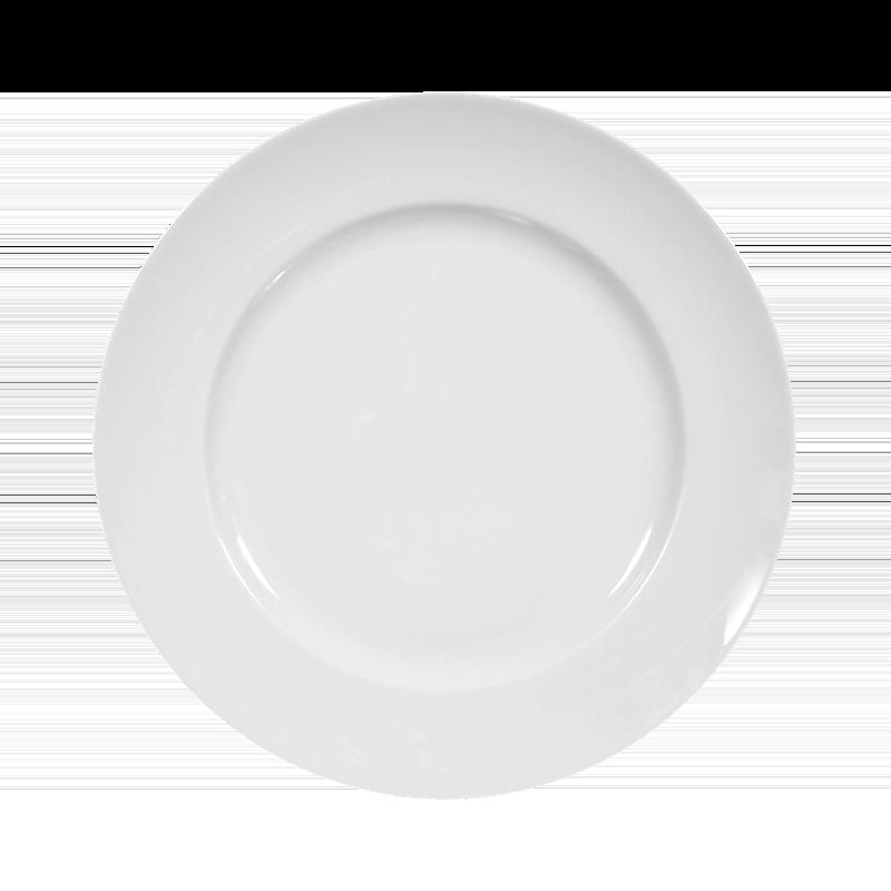 Koeniglich Tettau - Iphigenie Brotteller 17 cm Fahne weiß