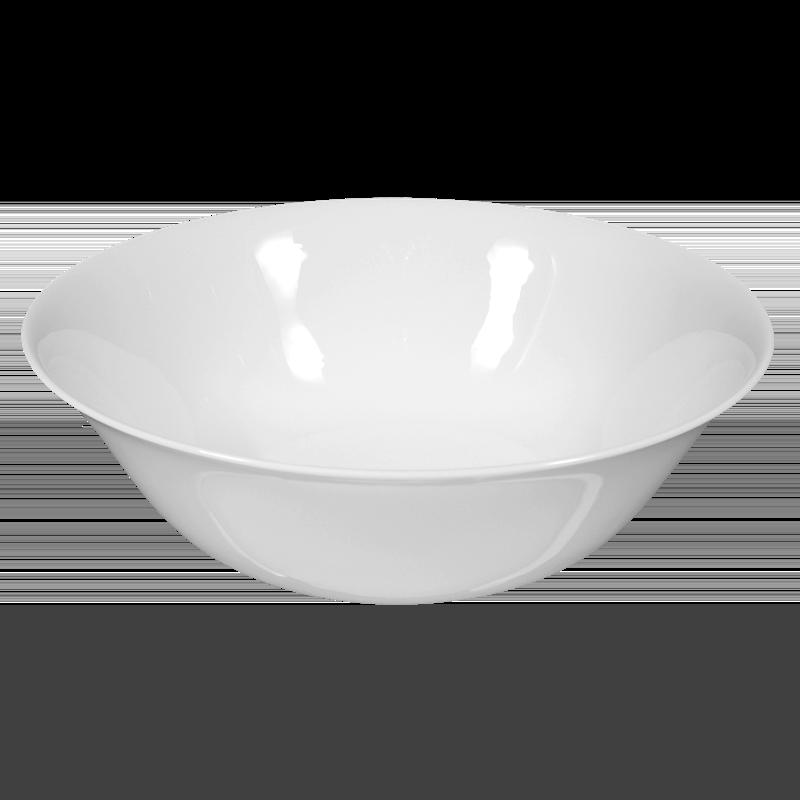 Koeniglich Tettau - Iphigenie Schüssel rund 25 cm weiß