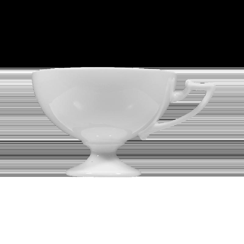 Koeniglich Tettau - Iphigenie Obere zur Teetasse 0,21 l weiß