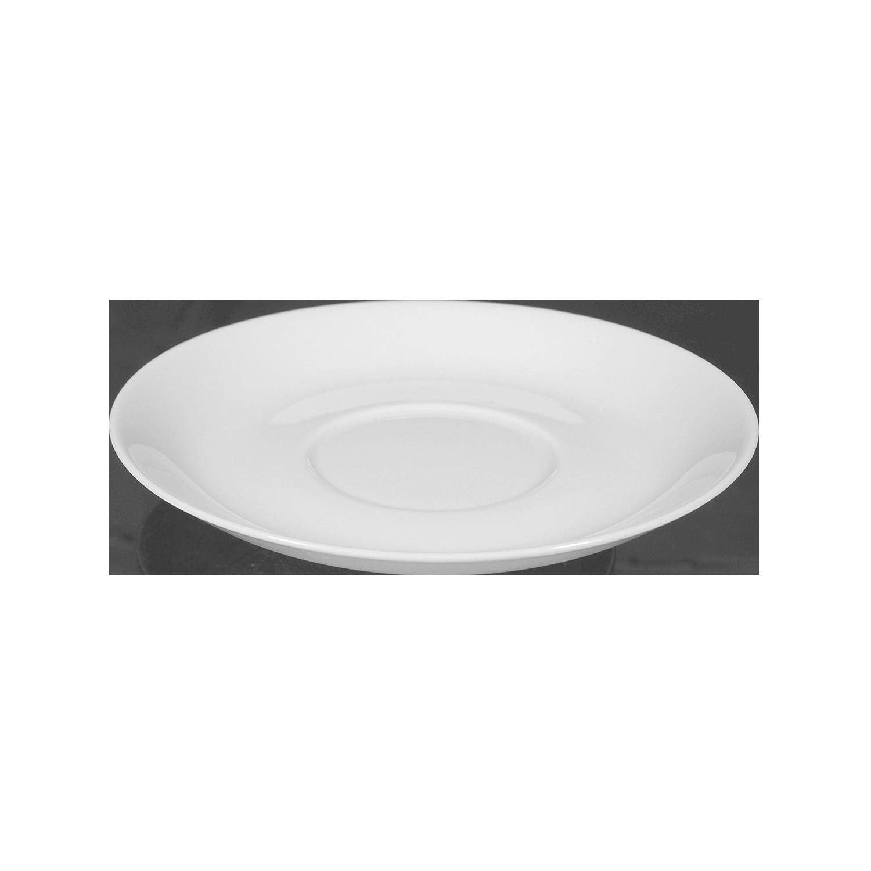 Koeniglich Tettau - Iphigenie Untere zur Moccatasse 12 cm weiß