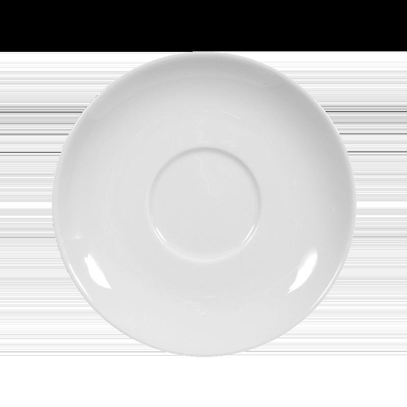 Koeniglich Tettau - Iphigenie Untere zur Kaffeetasse 14,5 cm weiß