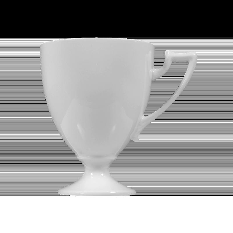 Koeniglich Tettau - Iphigenie Obere zur Kaffeetasse 0,21 l weiß