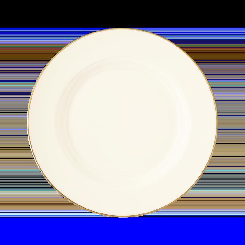Koeniglich Tettau - Saphir diamant Teller flach 21 cm Oro