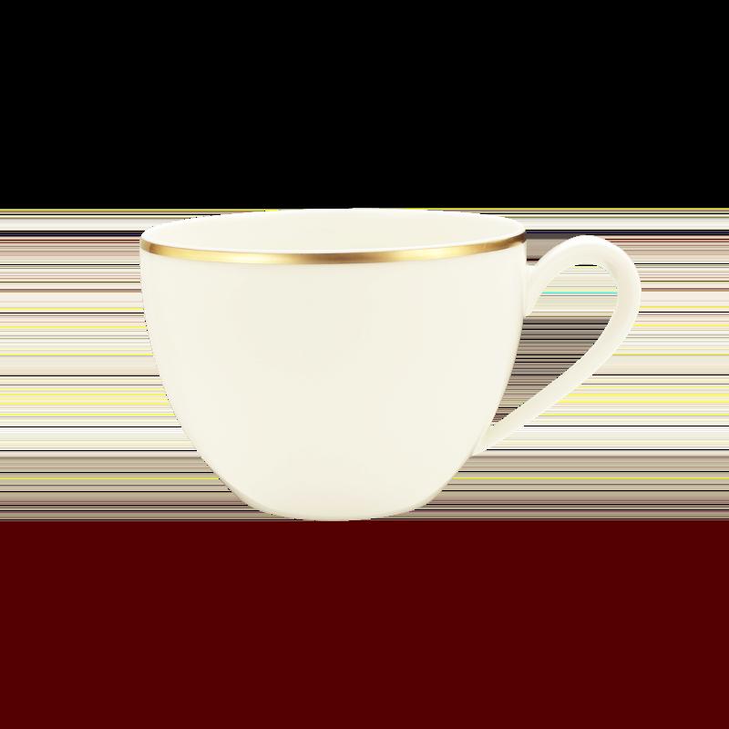 Koeniglich Tettau - Saphir diamant Obere zur Kaffeetasse 0,21 l Oro