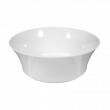 Jade Schüssel rund 20 cm weiß