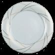 Jade Speiseteller 28 cm Fahne Silk