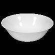 Iphigenie Schüssel rund 25 cm weiß