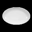 Iphigenie Beilagenplatte 24 cm weiß