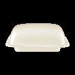 Saphir diamant Butterdose 1/2 Pfd creme