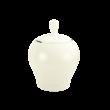 Saphir diamant Zuckerdose 0,26 l Argento