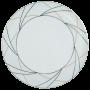 Jade Tortenplatte Silk