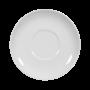 Iphigenie Untere zur Suppentasse 16 cm weiß