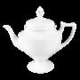 Iphigenie Teekanne 6 Personen weiß