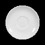 Iphigenie Untere zur Kaffeetasse 14,5 cm weiß