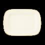Saphir diamant Butterplatte Oro