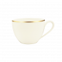 Saphir diamant Obere zur Kaffeetasse 0,21 l Oro