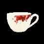 Saphir diamant Obere zur Kaffeetasse 0,21 l Geranienblüte