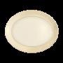 Saphir Diamant Platte oval 33 cm Mezquita