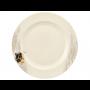 Saphir Frühstücksteller rund 21 cm Wildschwein