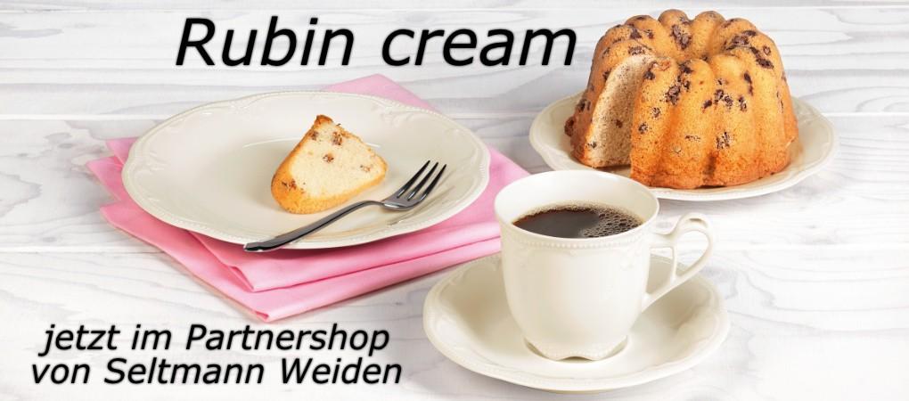 Rubin Cream –jetzt bei Seltmann Weiden